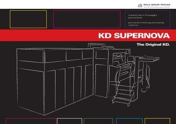 KD SUPERNOVA - Spot Ltd.