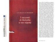 I racconti di Belzebù a suo nipote (G.I. Gurdjieff) - pdf - In quiete