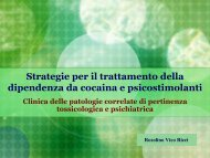 Clinica delle patologie correlate - ASL Varese