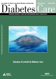 Num. 36 - Settembre 2009 - Infodiabetes.it