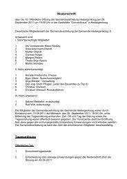 Sitzung vom 28.09.2011 - Amt Büsum