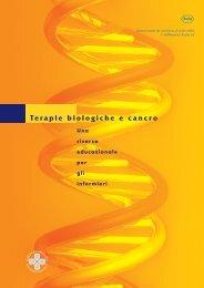 Terapie biologiche e cancro - the European Oncology Nursing Society