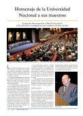 Educación con sentido social, rasgo distintivo de la UNAM - Page 4