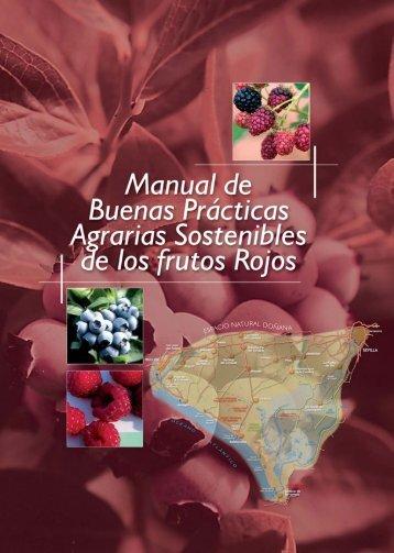 MANUAL FRUTOS ROJOS.pdf - Fundación Doñana 21