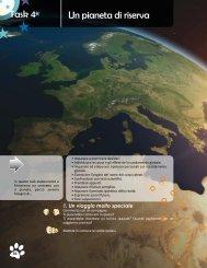 Un pianeta di riserva Task 4 - Coccolina Edizioni