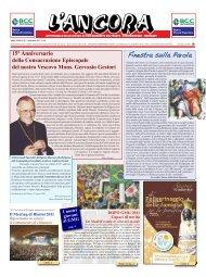 ANNO XXVIII N 29 4 Settembre 2011.pdf - Webdiocesi
