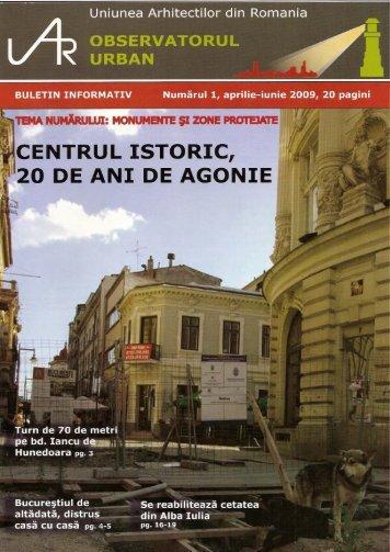 Descarca Buletin informativ nr. 1, aprilie-iunie 2009 in format ...