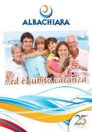 Scarica il catalogo in PDF - AlbachiaraRe