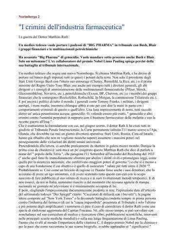 CRIMINI FARMACEUTICI DR RATH.pdf