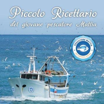 Piccolo Ricettario - Mattia Sferlazzo | Rimini