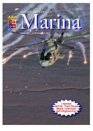 NOTIZIARIO DELLA - Marina Militare