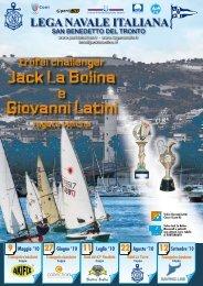 Bando e Istruzioni di regata - Jack La Bolina