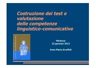 Scarica il documento (PDF, 875KB) - Vivere in Italia