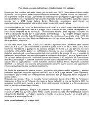 maggio - Città di Torino
