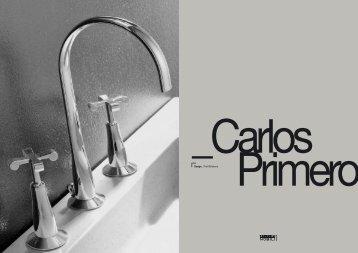 Nobili Rubinetterie Catalogo Carlos Primero - Mutina.biz