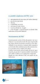 Il PICC Catetere Venoso Centrale ad inserzione periferica - Page 4