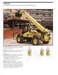 Scheda tecnica CAT TH360B fisso 13,60mt - Care Nolo Pavia - Page 6