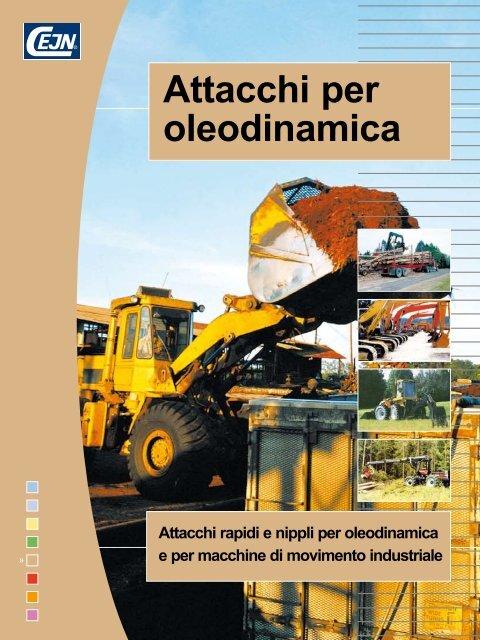 Attacchi per oleodinamica - Nuova Pneumatica