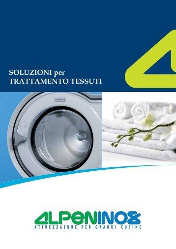 SOLUZIONI per TRATTAMENTO TESSUTI - Riccardi Attrezzature