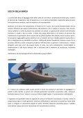 ispensa didattica: uso della barca di appoggio nel kiteboard ... - Xkite - Page 4