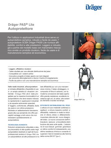 drager pas airpack 1 manual