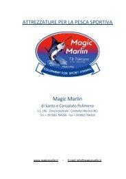 Catalogo Magicmarlin - sea planet sport