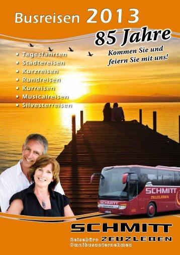 Katalog 2013 - Schmitt-Zeuzleben
