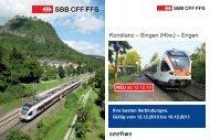 PDF zum Artikel herunterladen - SBB Deutschland GmbH