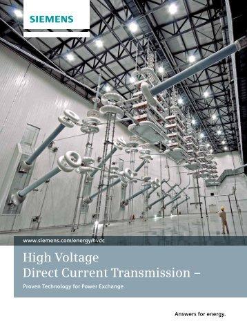 HVDC_Proven_Technology