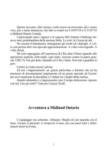 Avventura a Midland Ontario - Atchge.org