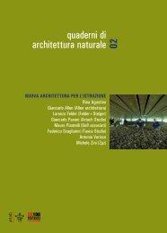 quaderni di architettura naturale 02 - Servizio di hosting