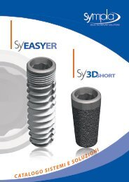 Scarica il Catalogo Sistemi e Soluzioni in formato - Sympla.it
