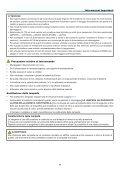 Proiettore Portatile Manuale dell'utente - NEC Display Solutions - Page 7
