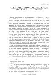 2011.03 Troiani, Storia antica e storia classica 107-116