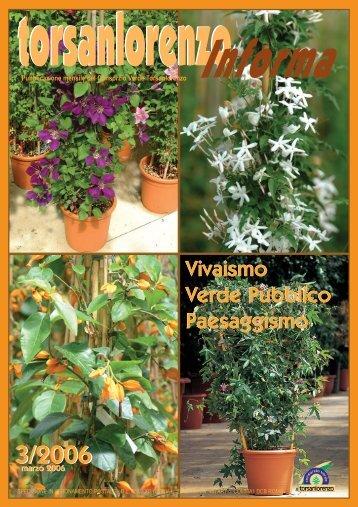 Vivaismo Verde Pubblico Paesaggismo Vivaismo Verde Pubblico ...