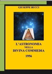 L'Astronomia nella Divina Commedia - tutto su morra de sanctis