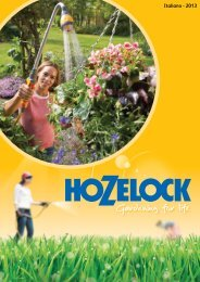 2013 Cataloghi - Hozelock