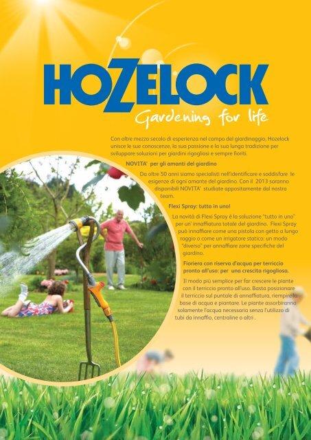 2013 Cataloghi - Hozelock