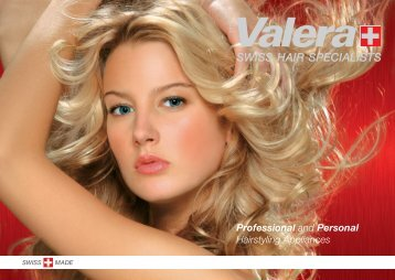 Professional and Personal Hairstyling Appliances