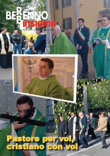 Bollettino Berbenno Insieme anno XXVII numero 2 - Oratorio di ...