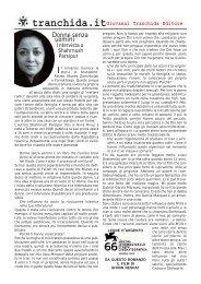 Donne senza uomini - Giovanni Tranchida Editore
