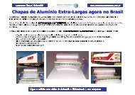 (Microsoft PowerPoint - Chapas de aluminio Extra-Largas para ...