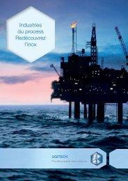 Industries du process Redécouvrez l'inox - Schmolz + Bickenbach AG