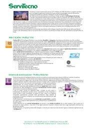 HMI / SCADA - Proficy® iFIX Sistema di storicizzazione - Proficy ...