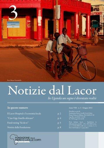 N. 3 Giugno - Fondazione Corti