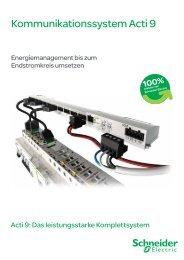 Broschüre Acti 9 Kommunikationssystem (pdf - 515 kB)