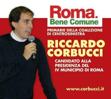 clicca qui - Riccardo Corbucci
