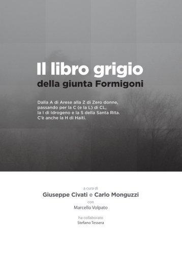 Il libro grigio - La poesia e lo spirito