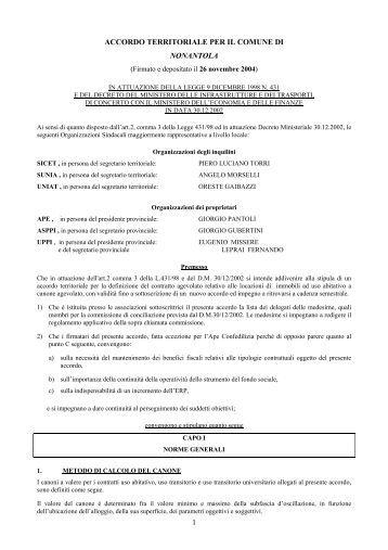 Modello contratto affitto per particelle agricole for Contratti d affitto