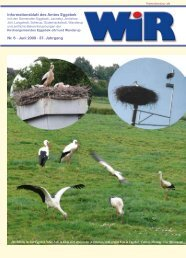 Nr. 6 · Juni 2009 · 37. Jahrgang Informationsblatt des ... - Amt Eggebek